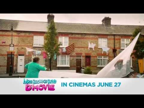 Mrs. Brown's Boys D'Movie - Battle (Universal Pictures) HD