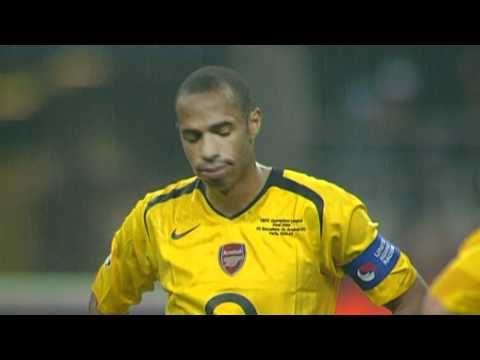 "Thierry Henry-""The Heart Of Arsenal Club."""