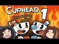 Cuphead As Tough As The 1930s  Part 1  Game Grumps