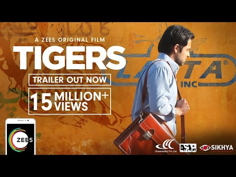 Tigers | Official Trailer | A ZEE5 Original Film | Emraan Hashmi | Streaming Now On ZEE5