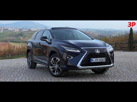 Lexus rx 2015 год фото