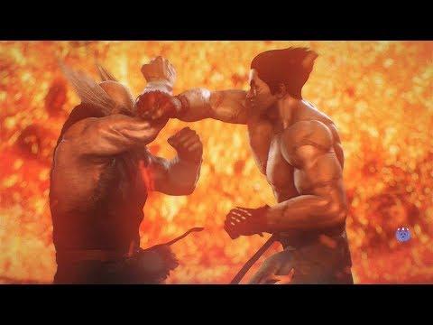Tekken 7 All Cutscenes Movie (Full Story & Game Ending)