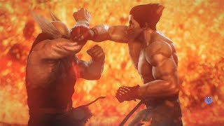 Nonton Tekken 7 All Cutscenes Movie  Full Story   Game Ending  Film Subtitle Indonesia Streaming Movie Download