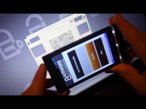 Video of Authasas Smart Authenticator