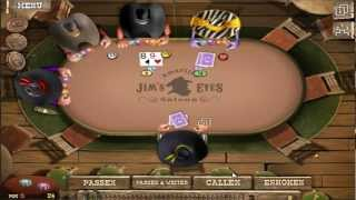 Let's Play Governor Of Poker 2 [German] #1-Governor Verbietet Poker :O