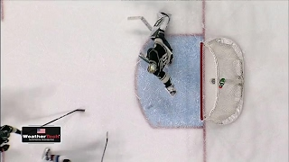 Gotta See It: Dubnyk makes potential save of the year