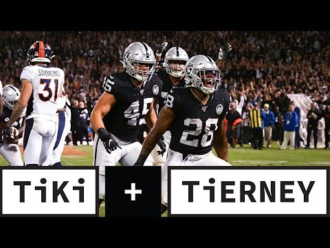 Video: The Raiders Have Moved Past Antonio Brown | Tiki + Tierney