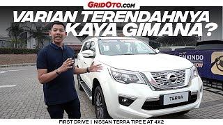 Video Ini Dia Nissan Terra Matik Termurah | First Drive | GridOto MP3, 3GP, MP4, WEBM, AVI, FLV Mei 2019