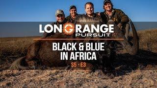 Video Long Range Black and Blue Wildebeest Hunting in Africa   Long Range Pursuit Season 5 MP3, 3GP, MP4, WEBM, AVI, FLV Juli 2017