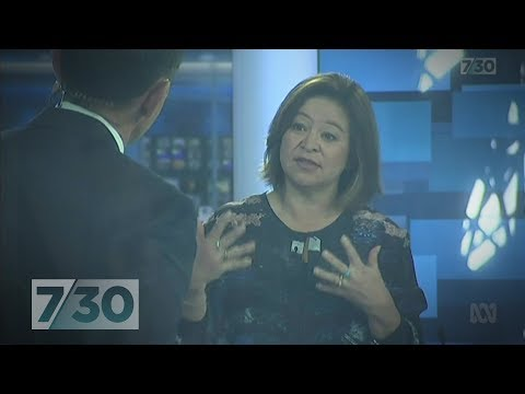 ABC managing director Michelle Guthrie sacked