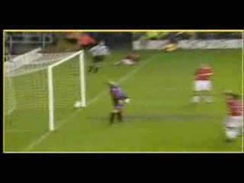 Newcastel United vs Manchester United 5-0