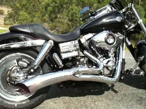 EXCLUSIVE !!! Harley Davidson Fat Bob AMAZING !!!