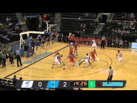 Bryce Douvier 2014-15 Highlights