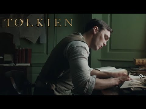 "Tolkien - ""Change The World Through The Power Of Art"" TV Commercial?>"