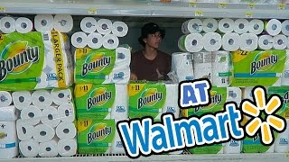EPIC TOILET PAPER FORT!