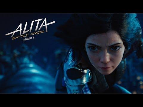 Alita: Battle Angel - Promo Clip