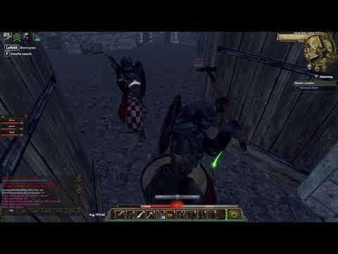 Gloria Victis part 1120-Attack on Black Rock part 2