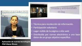 UTPL APLICACIÓN DE NUEVAS TECNOLOGÍAS [(MAESTRÍA EN GESTIÓN EMPRESARIAL)]