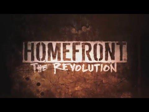 Homefront: The Revolution. Трейлер на русском — \