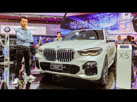 BMW X5 2019 với gói M Performance chuẩn bị về Việt Nam với giá cực thơm | XEHAY - Thời lượng: 10 phút.