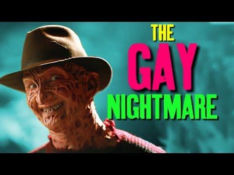 Skräckfilmskväll 21/11 Tema - Skräckens Färger: Rosa queerskräck och skräcken för det queera