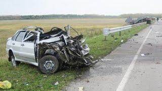 Жесткие аварии 3й недели Сентября 2015