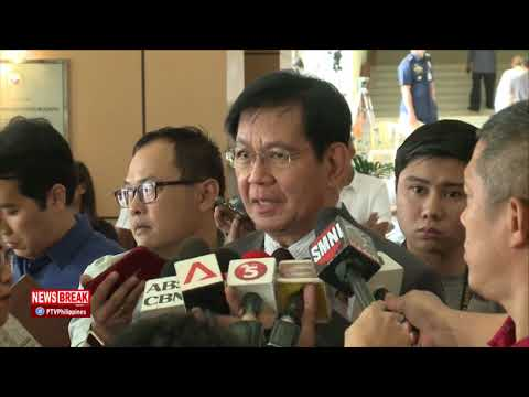 NEWS BREAK: 1-year martial law extension a 'blessing in disguise --Lacson