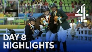 Rio Paralympics 2016 | Highlights of Day 8