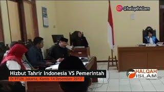 """Download Video HTI vs Pemerintah di PTUN """"Pembacaan REPLIK Ust. Ismail Yusanto"""" 14 Desember 2017 MP3 3GP MP4"""