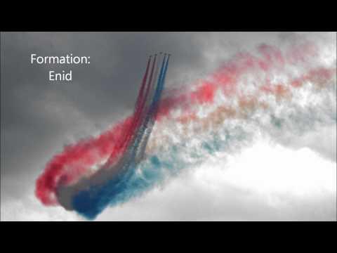 Diaprojekcija fotografij z letalskega...