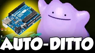 $25 ARDUINO AUTOMATIC DITTO MACHINE! Pokemon Sun and Moon BEST Ditto Guide by Verlisify