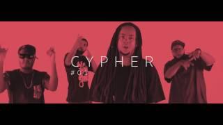 Raphão Participa do Cypher 01 da RecLivre