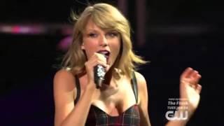 Taylor Swift performs 'Blank Space'   iHeartradio Jingle Ball 2014