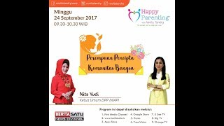 Tips Parenting Happy Parenting with Novita Tandry Episode 35 : Perempuan Pencipta Komunitas Bangsa