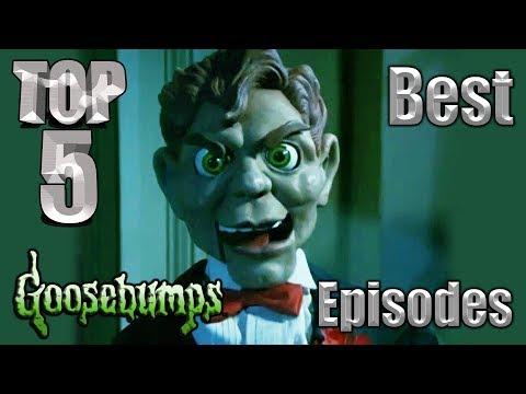 Top 5 Best Goosebumps Episodes