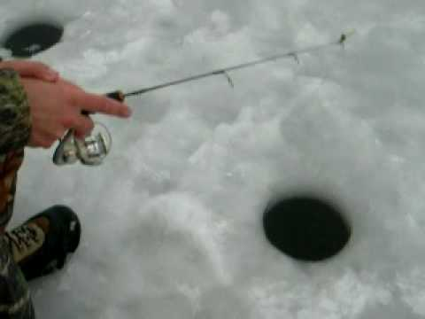 Ice Fishing Bluegill Sunfish Perch Pike Bass Crappie – St. Croix