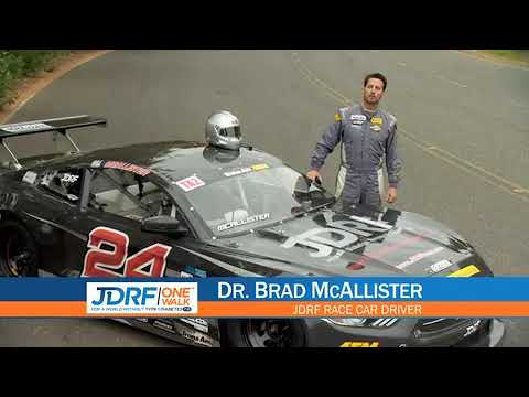 Brad McAllister Puts TA2 Front and Center With JDRF One Walk