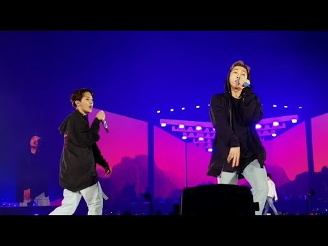 190504 Make It Right @ BTS 방탄소년단 Speak Yourself Tour In Rose Bowl Los Angeles Live Concert Fancam