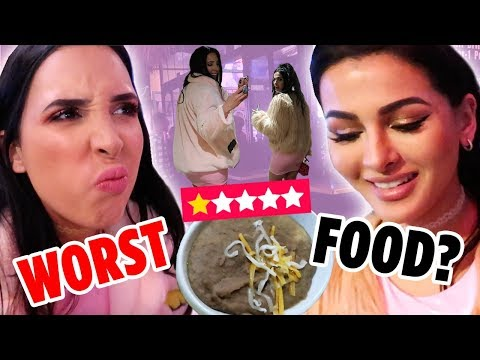 Nail salon - WE WENT TO THE WORST REVIEWED RESTAURANT ON YELP IN MY CITY ft SSSNIPERWOLF (1 STAR)  Mar