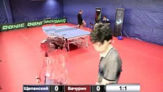 Щепанский Ю. vs Бачурин М.
