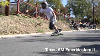 Waco Longboard Club: Travels