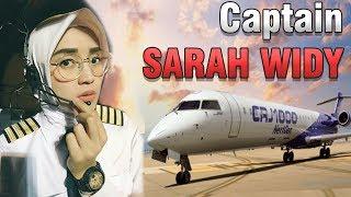 Video Rumah PILOT- Sarah Widi Kapten Pilot Wanita di Maskapai bintang 5 MP3, 3GP, MP4, WEBM, AVI, FLV Mei 2019