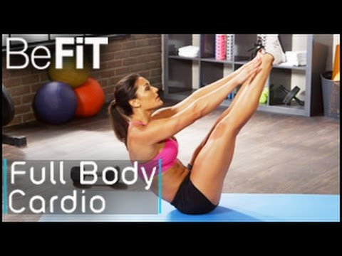 Full Body Cardio Workout for Weight Loss: Maddy Mosier