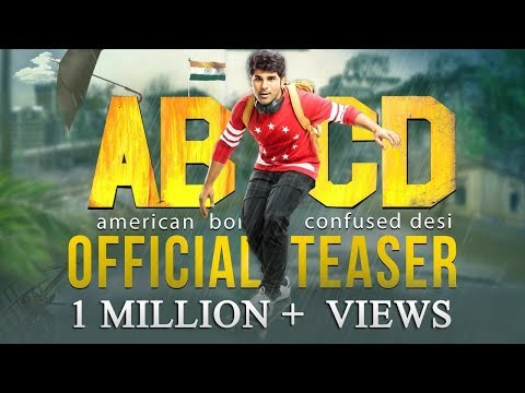 ABCD - Motion Poster Official Video in Tamil