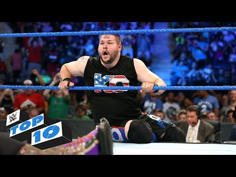 Top 10 SmackDown LIVE moments: WWE Top 10, July 25, 2017