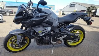 9. 2017 Yamaha FZ-10 Review from Argyll Motorsports Yamaha Demo Days