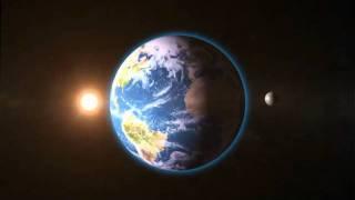 Animasi Bumi Berputar