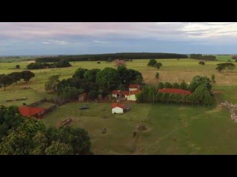 ANOITECENDO GENERAL SALGADO IPES - IMAGENS DRONE PHANTOM 3 STANDARD