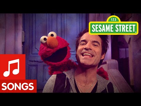 five - The Count, Elmo, and Train are five guys singing about five. Sesame Street's 43rd season debuts on PBS Monday, September 24th, 2012. Check your local listing...