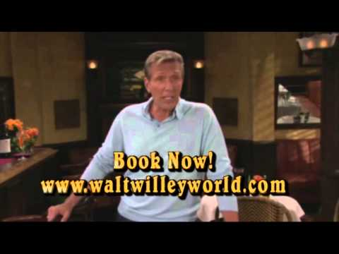 Walt Willey - Wild and Willey Comedy Promo